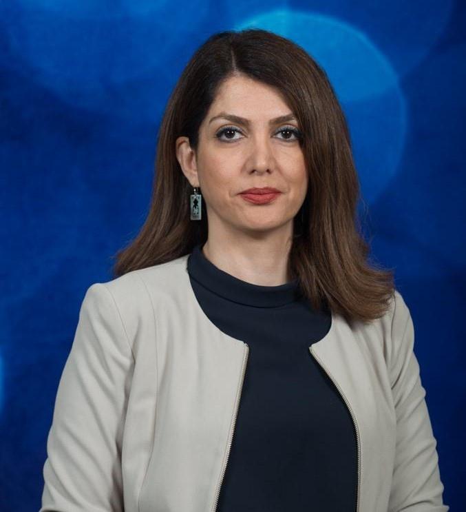 Mehrnoush Taherkhani - VP