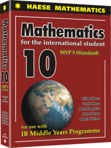 MYP1-IB Middle Years Program - 10