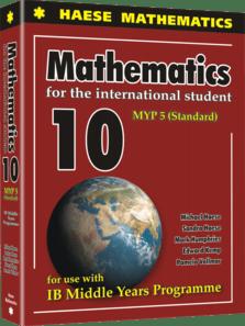MYP1-IB Middle Years Program - 10