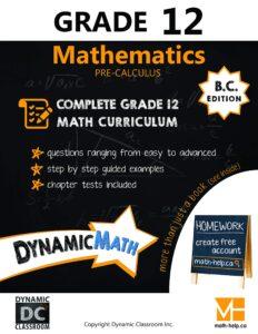 Math Grade 12 Book-1
